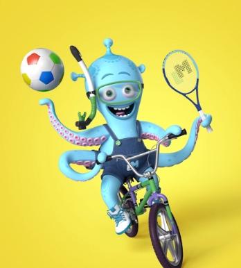 3D-mascotte laten maken