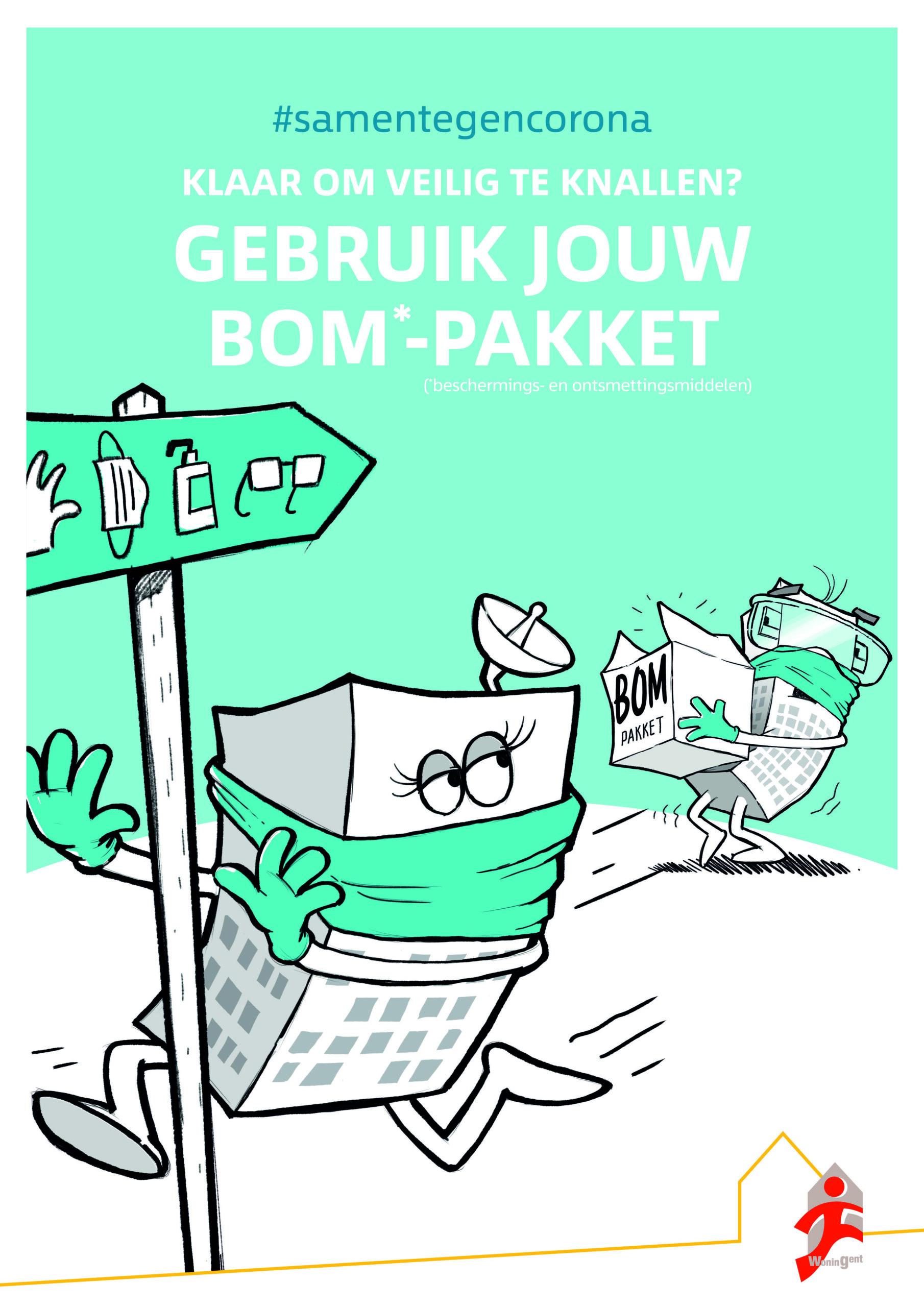 WoninGent_BOMpakket_interne communicatie versterken